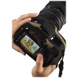 LensCoat BodyGuard Clear Back Camera Case (Forest Green Camo)