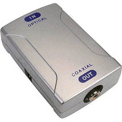 AV Toolbox POF-830 Optical-to-Coaxial Audio Converter