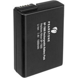 Pearstone BP-7000 Lithium-Ion Battery for Nikon P7000 (7.4V, 1000mAh)