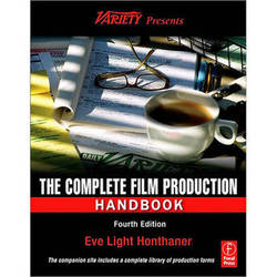 Focal Press Book: The Complete Film Production Handbook (Fourth Edition)
