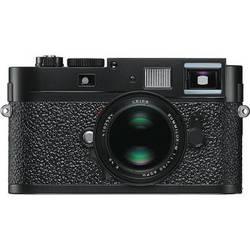Leica M9-P Digital Camera Body (Black Paint)
