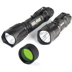 Brite-Strike Green Map Reading Lens for Tactical Blue-Dot Series Flashlights