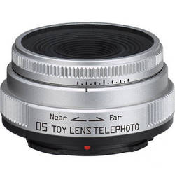 Pentax 18mm f/8 Toy Lens Telephoto for Q Mount Cameras