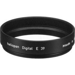 Heliopan 39mm Short Metal Lens Hood