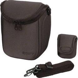 Sony BBF Carry Case for NEX Cameras (Black)