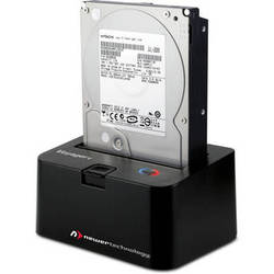 "NewerTech Voyager Q Quad Interface Dock for 2.5"" and 3.5"" Serial ATA Drives"