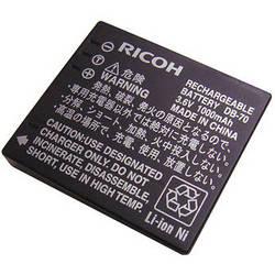 Ricoh DB-70 Li-Ion Rechargeable Battery