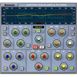 Sonnox Oxford EQ - EQ Plug-In (TDM)