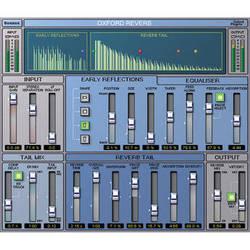 Sonnox Oxford Reverb - Stereo Reverb Modeling Plug-In (TDM)