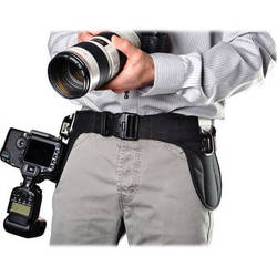 Spider Camera Holster SpiderPro Dual Camera System