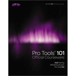 Cengage Course Tech. Book: Pro Tools 101 Official Courseware, Version 9.0, 1st Edition