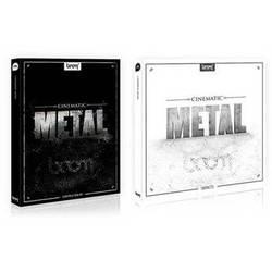 Sound Ideas Cinematic Metal Royalty-Free Sound Library Bundle (Download)