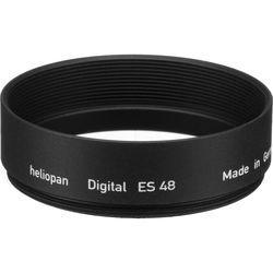 Heliopan 48mm Metal Lens Hood (Short)