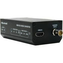 Marshall Electronics Orchid Battery-Powered 3G-SDI / HDMI Cross Converter (4-Pin XLR)