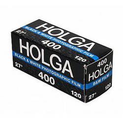 Foma Holga 400 Black and White Negative Film (120 Roll Film)