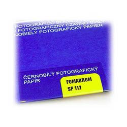 "Foma FOMABROM FB Grade 3 B&W Paper (8 x 10"", 100 Sheets, Matte)"