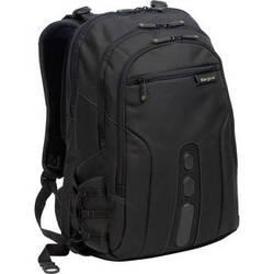 "Targus 15.6"" Spruce EcoSmart Backpack (Black/Green)"