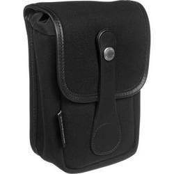 Billingham AVEA 5 Pouch (Black Canvas & Leather Trim)