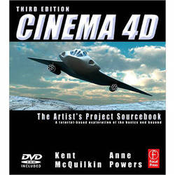 Focal Press Book: Cinema 4D (3rd Edition)