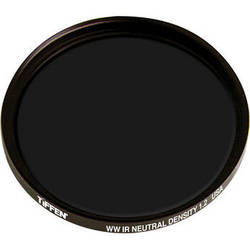 Tiffen 82mm Solid Neutral Density Infrared (IR) 1.2 Filter