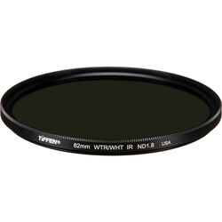 Tiffen 82mm Solid Neutral Density Infrared (IR) 1.8 Filter