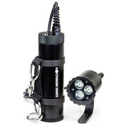 Nocturnal Lights TLX 800t Canister Dive Light