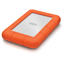 LaCie 1TB Rugged Mini Portable Hard Drive