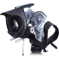 Petrol Transparent DSLR Plus Rain Cover
