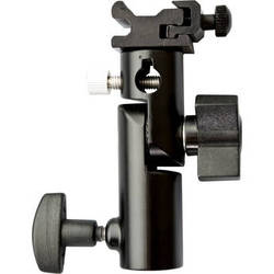 Westcott Adjustable Shoe Mount Umbrella Bracket