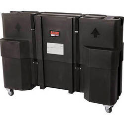 "Gator Cases 50-55"" Dual LED Case"
