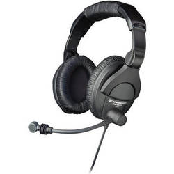 Sennheiser HMD 280-XQ Dual-Ear Headset with Supercardioid Boom Microphone