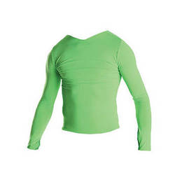 Savage Green Screen Suit (Shirt ONLY, Large)