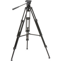 Davis & Sanford ProVista 6510 Aluminum Tripod with V10 Fluid Head (65mm Bowl)