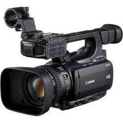 Canon XF105 HD Professional PAL Camcorder