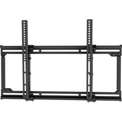 Video Mount Products Extra Medium Flat Panel Flush Mount with Tilt (Black)
