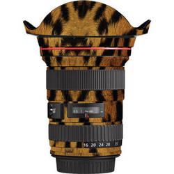 LensSkins Lens Wrap for Canon 16-35mm f/2.8L (Leopard)