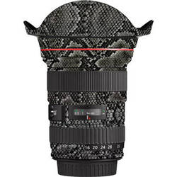 LensSkins Lens Wrap for Canon 16-35mm f/2.8L (Snake Skin)