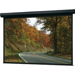 "InFocus SC-MOTW-130 Motorized Electric Projection Screen (69 x 110"", 120V, 60V)"