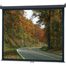"InFocus SC-MAN-120 Manual Pull Down Projection Screen (69 x 92"")"