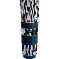 LensSkins Lens Wrap for Canon 70-200mm f/4L (Zebra (Wild Child))