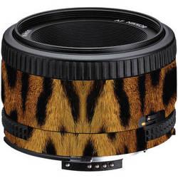 LensSkins Lens Wrap for Nikon 50mm f/1.8D (Leopard)