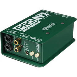 Radial Engineering ProAV2 Direct Box