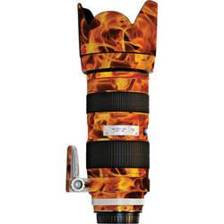 LensSkins Lens Wrap for Canon 70-200mm f/2.8L IS (Fire)
