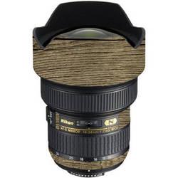LensSkins Lens Wrap for Nikon 14-24mm f/2.8G (Woodie)