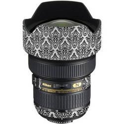 LensSkins Lens Wrap for Nikon 14-24mm f/2.8G (BW Damask)