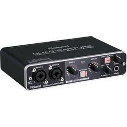 Roland QUAD-CAPTURE - USB 2.0 Audio Interface