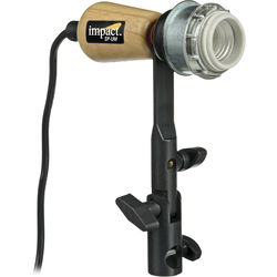 Impact Porcelain Socket with Adjustable Umbrella Mount (500W)