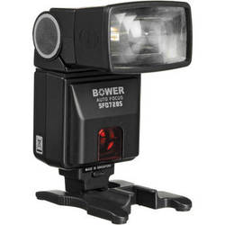 Bower SFD728 Autofocus TTL Flash for Sony/Minolta Cameras