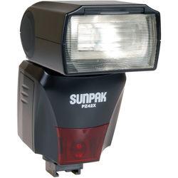 Sunpak PZ42X TTL Flash for Sony/Minolta DSLR Cameras