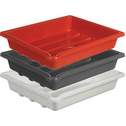 "Paterson Plastic Developing Trays - 8x10""(Set of 3 One of Each Color)"